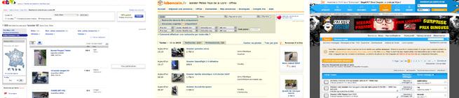 3 moyens pour acheter un scooter d'occasion via petites annonces en ligne.